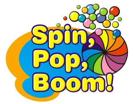 Spin Pop Boom